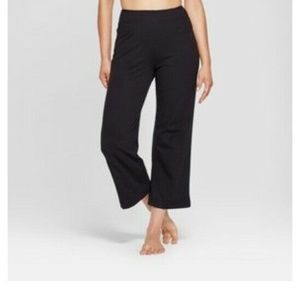 Joy Lab Wide Leg Crop Yoga Pants